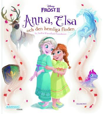 Anna, Elsa Och Den Hemliga Floden