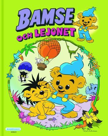 Bamse Och Lejonet