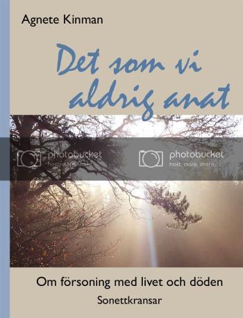 Det Som Vi Aldrig Anat - Om Försoning Med Livet Och Döden - Sonettkransar.