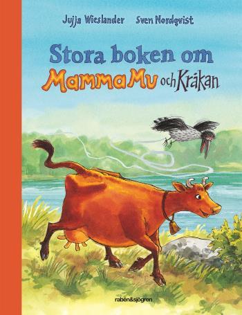 Stora Boken Om Mamma Mu Och Kråkan