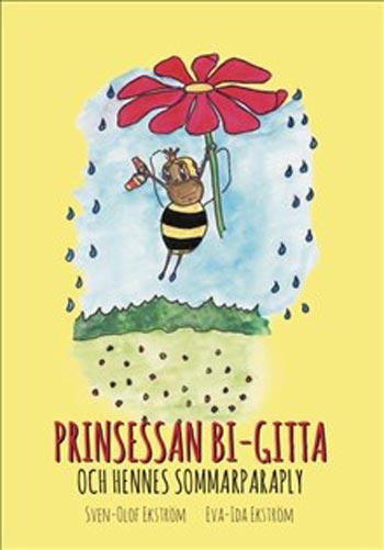 Prinsessan Bi-gitta Och Hennes Sommarparaply