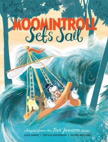 Moomintroll Sets Sail