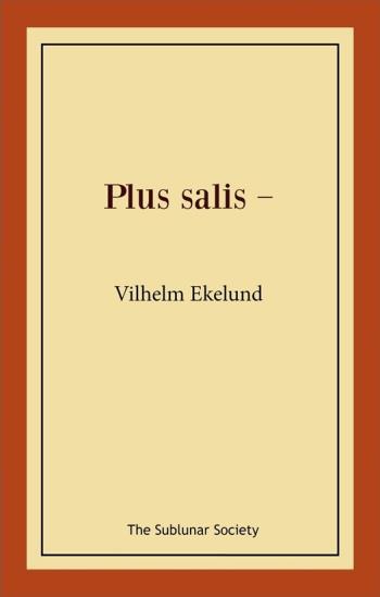 Plus Salis -