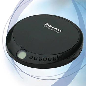 Roadstar PCD-435 Bärbar CD-spelare Svart