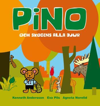 Pino Och Skogens Alla Djur