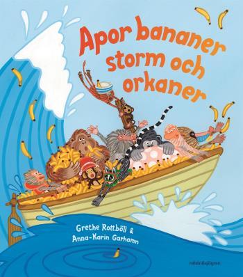 Apor, Bananer, Storm Och Orkaner