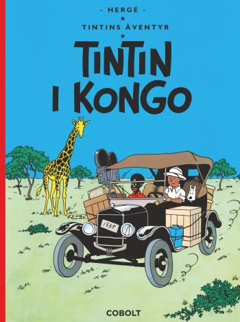 Tintins Äventyr 2 - Tintin I Kongo