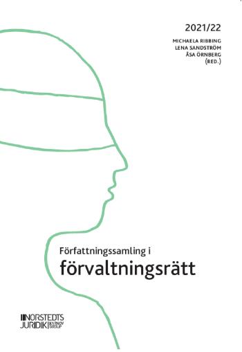 Författningssamling I Förvaltningsrätt - 2021/22