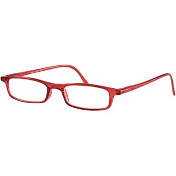 Läsglasögon Adam Röd +1,0