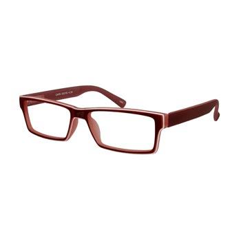 Läsglasögon Capri Röd +1,0