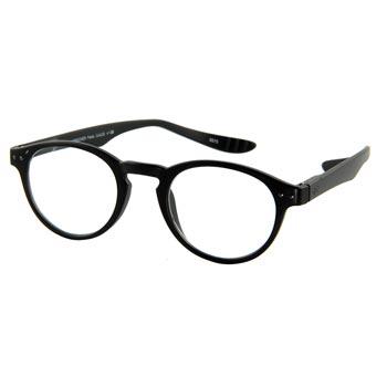 Läsglasögon Hangover Panto Svart +1,0