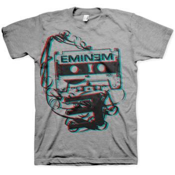 Eminem: Unisex Tee/Tape (XX-Large)