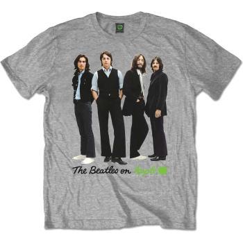 The Beatles: Unisex Premium Tee/Iconic Colour (Medium)