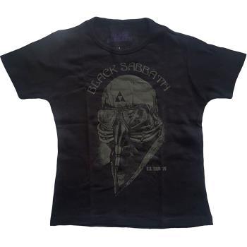 Black Sabbath: Ladies Fashion Tee/US Tour 1978 (Small)
