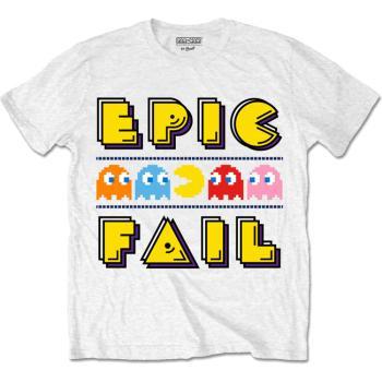 Pac-Man: Unisex Tee/Epic Fail (Large)