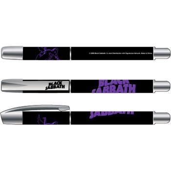 Black Sabbath: Gel Pen/Logo & Dragon
