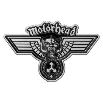 Motörhead: Pin Badge/Hammered