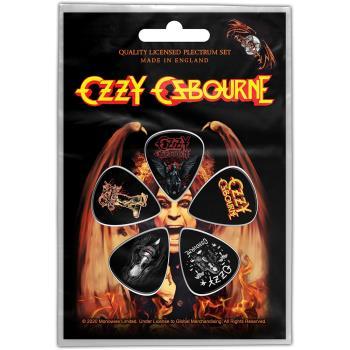 Ozzy Osbourne: Plectrum Pack/Ordinary Man (Retail Pack)