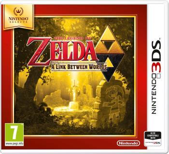 Legend of Zelda: A Link Between Worlds (Select)