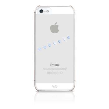 WHITE-DIAMONDS Skal iPhone 5/5s/SE Sash Ice Blå