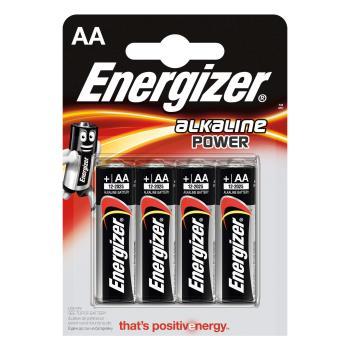 Batteri ENERGIZER Power AA 4/FP