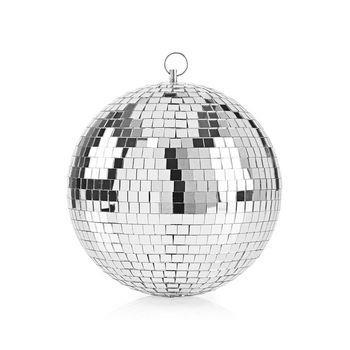 Nedis Disco spegel kula | 20 cm | Silver