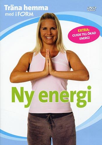 Träna hemma med iForm / Ny energi