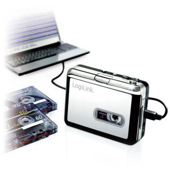 LogiLink: Kassett till MP3